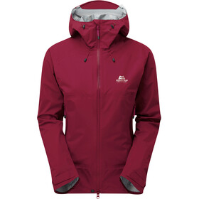 Mountain Equipment Odyssey Jacket Women cranberry